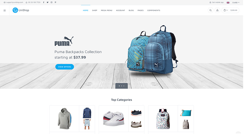 Featured Products Slider